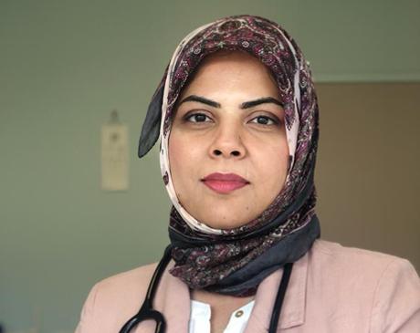 Dr Saba Hammad